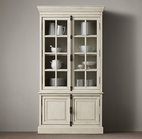 French Casement Sideboard Hutch Dining Room CabinetsKitchen