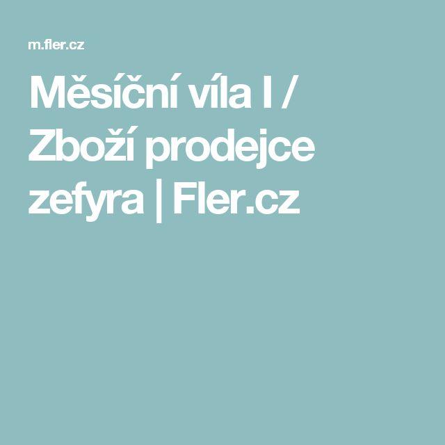 Měsíční víla I / Zboží prodejce zefyra | Fler.cz
