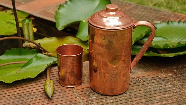 In today's article, Sadhguru tells us about the importance of storing our water well, and how water stored in copper vessels can play a significant role in cleansing our system of various toxins.