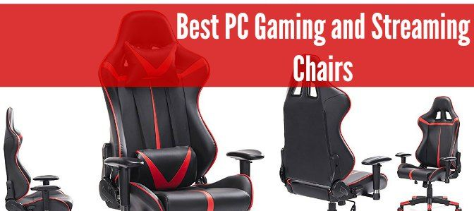 Best PC Gaming Chair and Streaming Chairs #Stream_Setup #2017_Gaming_Chairs #Best_PC_Gaming_Chair #Gaming_Chair