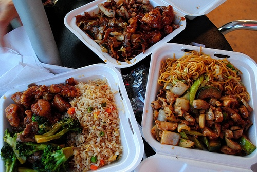 I am craving some sesame chicken right now.