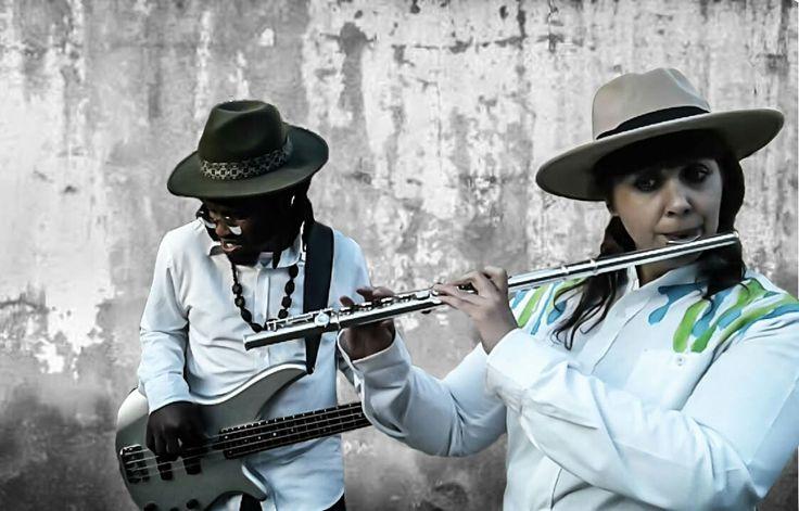 BassicKarma bass and flute south african musicians