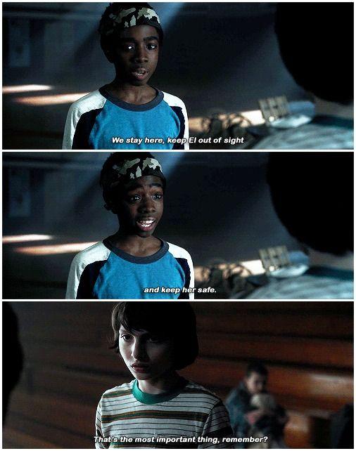 1x07 Lucas's change of heart