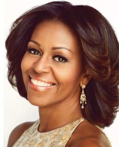 The beautiful first lady of the United States