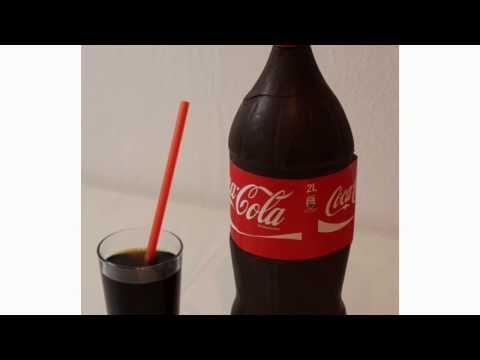 """торт """"Кока кола""""/CocaCola Torte/Cocacola Cake - YouTube"""