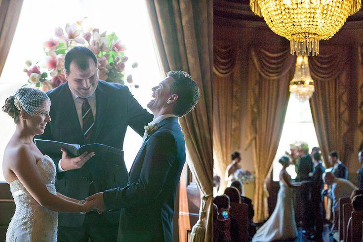 Ayers house wedding ceremony Adelaide Wedding Photographers