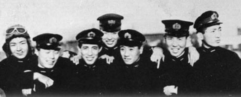 TIL that Mitsuo Fuchida the man who led the attack on Pearl  converted to Christianity after learning of Peggy Covell an American woman whos parents were killed by the Japanese and showed prisoners nothing but kindness in turn shattering Fuchidas belief in the Bushido code