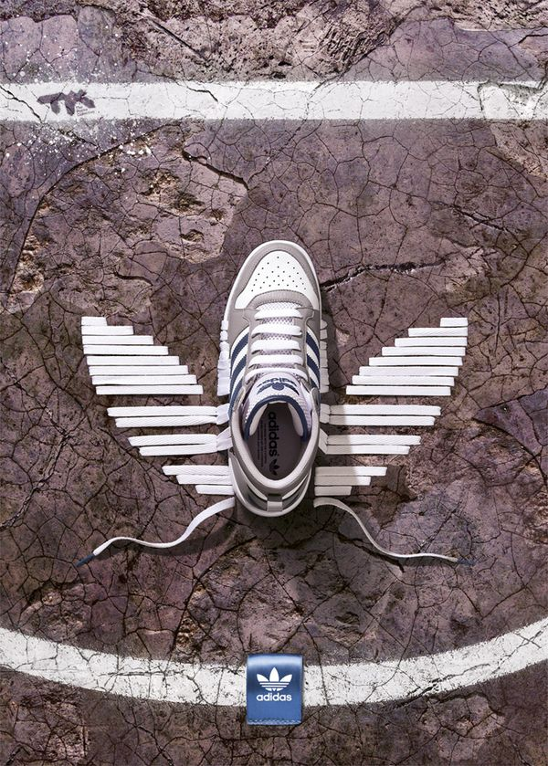 Creative #Adidas Ads by Moreno De Turco | http://www.gutewerbung.net/creative-adidas-ads-moreno-de-turco/ #Advertising