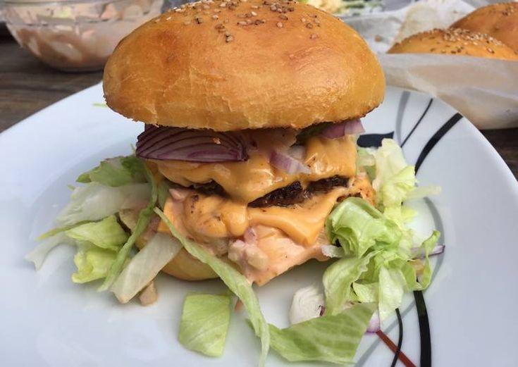 Hamburger szósz