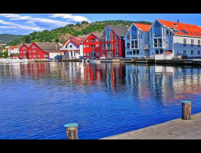 flekkefjord norway
