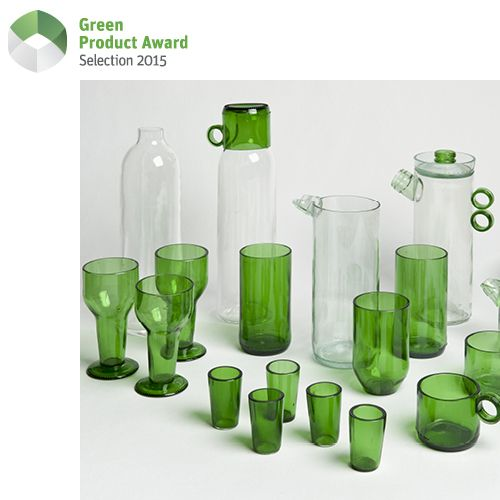 The thinking behind the objects in this booklet was to produce objects in both a simple and practical way using materials that already exist. Industry glass, such as bottles and jars seem an ideal material to redesign and create objects for daily use. This is down to their thermal values and the cost. The use of non returnable bottles often requires few changes and little interference to the original material and recreates some new and interesting designs.
