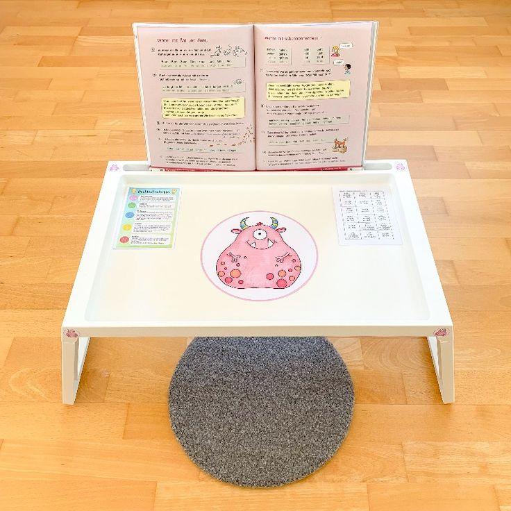 Flexible Sitzplätze in der Grundschule