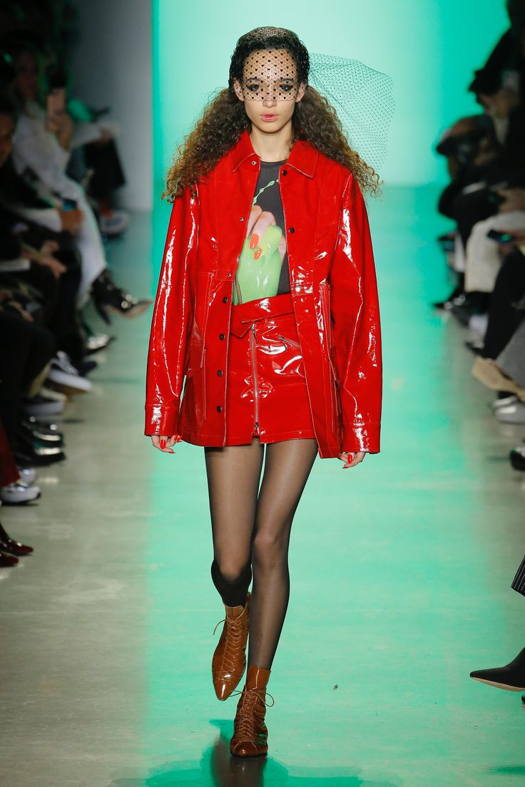The complete Adam Selman Fall 2018 Ready-to-Wear fashion show now on Vogue Runway.