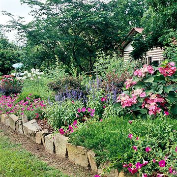 Play with Color: Flowers Gardens, Colors Nic, Colors Country, Colors Lleno, Country Flowers, Flowers Plants, Country Gardens, Colors Packs Country, Back Yard