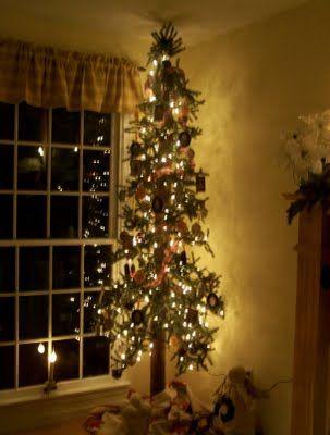 Skinny Quot Alpine Quot Christmas Tree Verry Simular To Mine