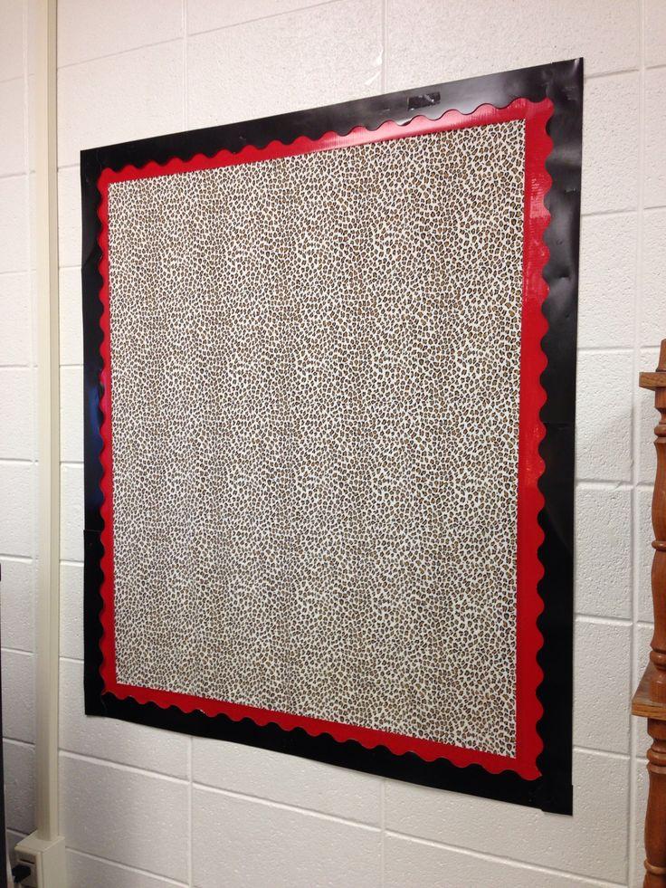 Wall Board Tape : Best ideas about fabric bulletin boards on pinterest