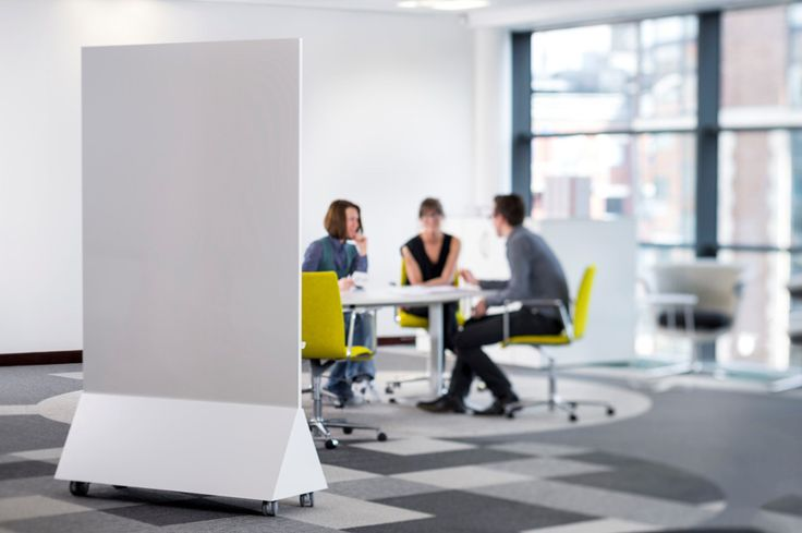 mobile whiteboards - http://www.virodisplay.co.uk/