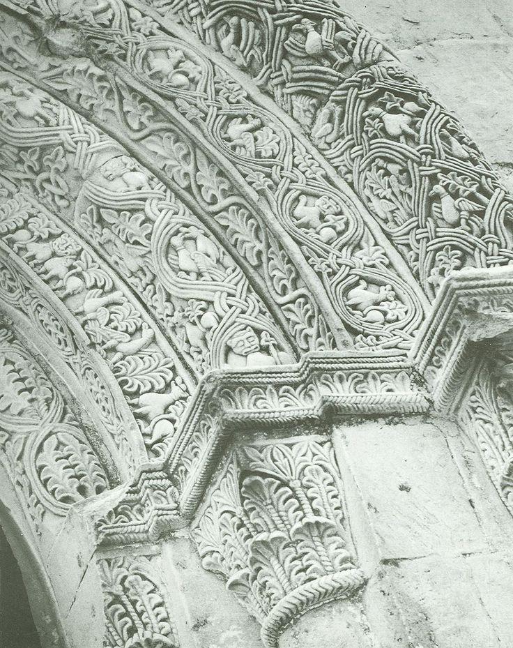 Russia Дмитриевский собор1193—1197