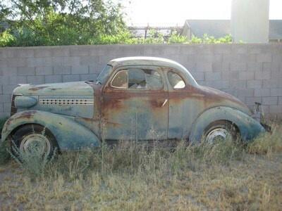 38 Chevy