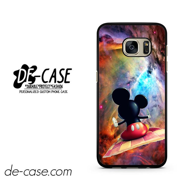 Mickey Mouse Flying With Carpet DEAL-7204 Samsung Phonecase Cover For Samsung Galaxy S7 / S7 Edge