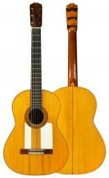 Flamenco Guitar - 1950 Miguel Rodriguez.