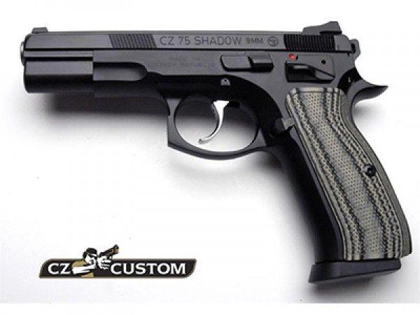 CZ 75 SHADOW SA DA SDP BLACK - CZ Pistols Custom - NEW FIREARMS