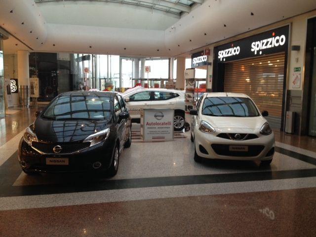 Le migliori offeret Nissan le trovi al Carosello di Carugate e sono firmate Autolocatelli, ti aspettiamo per scoprirLe insieme.