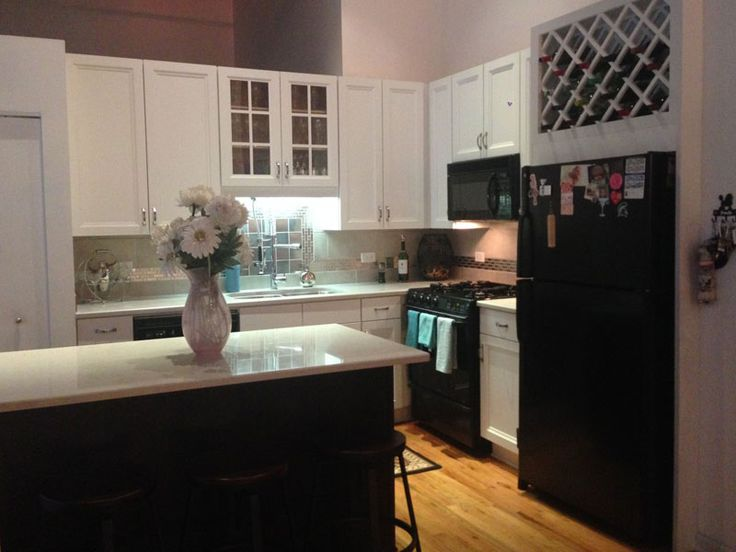 Cabinet Refacing Chicago | Refinish Kitchen Cabinet Doors ...