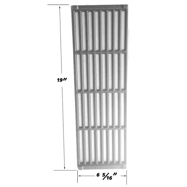Replacement Cast Iron Cooking Grid For Life@Home, Brinkmann, Broil Mate, Turbo Gas Grill Models  Fits Life@home: PH603SB  BUY NOW @ http://grillrepairparts.com/shop/grill-parts/replacement-cast-iron-cooking-grid-for-brinkmann-broil-mate-turbo-gas-grill-models/