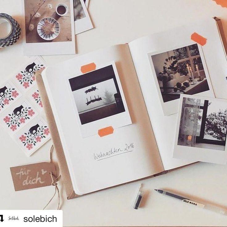 Pssst - es rieselt bereits die ersten Weihnachtspäckchen   Tolle DIY-Ideen von @solebich Sophie zeigt euch wie es geht. Schaut mal rein und gewinnt nebenbei einen von 4 PhotoLove-Codes.  Ein wunderbester Post. We ! #Repost #christmasshopping #christmasiscoming #diy #becreative #nice #gift  Verliebt in die Polaroids von @photoloveprints! #whatwelove auf solebich.de zeigen wir euch die tollsten Geschenk- und Dekoideen mit den schönen Polaroids und verlosen außerdem vier Polaroidbilder-Pakete…