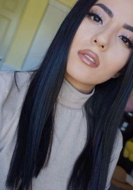 Blogueira usa ovo cru e cerveja para ter um cabelo brilhante