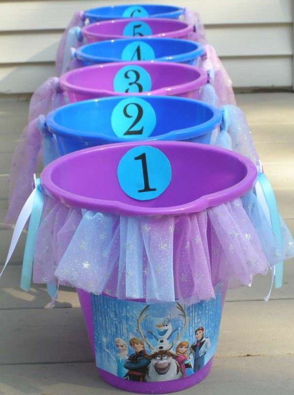 Fun Frozen Party Activities | CatchMyParty.com