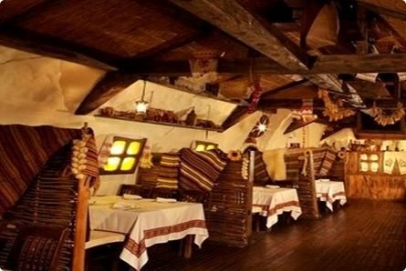 Restaurant with Traditional Dishes #kiev #ukraine
