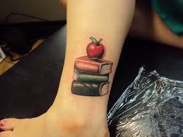 book tattoos - Google Search