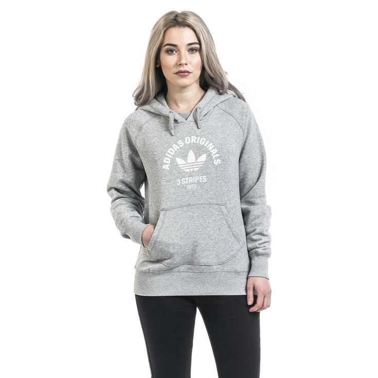 "Felpa donna ""Hoodie"" del brand @Adidas."