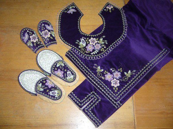 Iroquois Style Regalia - Graduation Outfit