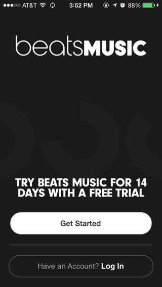 I love the extremely clear value prop on the first screen - first 14 days are free. Very clear. Means I have no excuse not to try