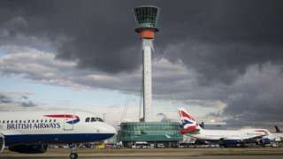 Image copyright                  Getty Images                                                     The government has agreed to expand UK airport capacity through a third runway at Heathrow. Ministers approved the decision at a cabinet committee meeting on Tuesday. The Department of Transport confirmed the decision and the Transport Secretary Chris Grayling will