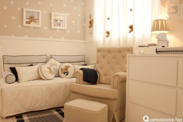 quarto de bebê tema cachorrinho