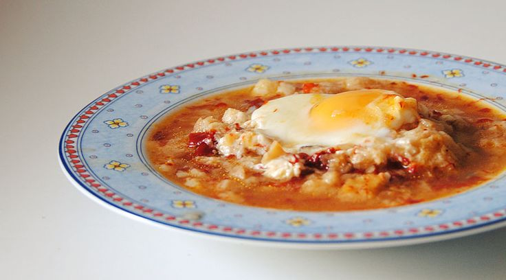 Zurrukutuna, sopa tradicional de la cocina vasca - http://www.bezzia.com/recetas/zurrukutuna-sopa-tradicional-de-la-cocina-vasca.html