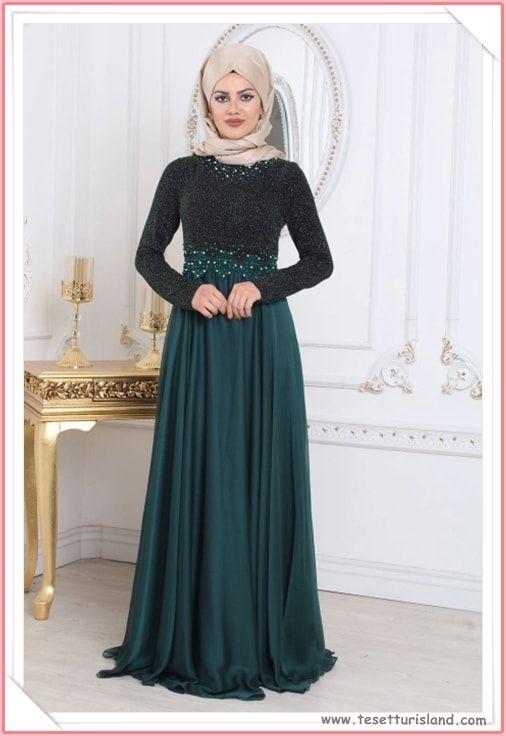 Genc Tesettur Giyim Mezuniyet Elbisesi Modelleri 2018 Lookbook Elbise Modelleri Elbise Elbiseler