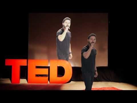 Shia LaBeouf TED Talk - YouTube