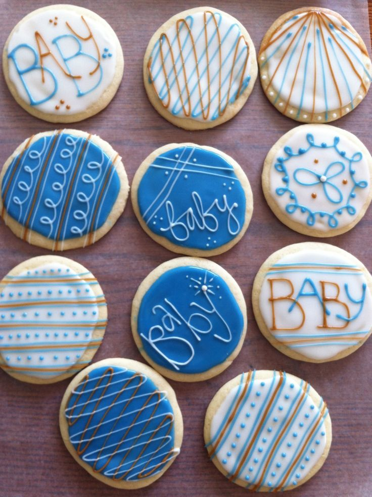 Baby Shower Cookies Favors ~ Best images about baby shower on pinterest boy