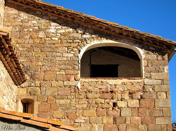 L'estenador de l'esglèsia de St.Pere Despuig...