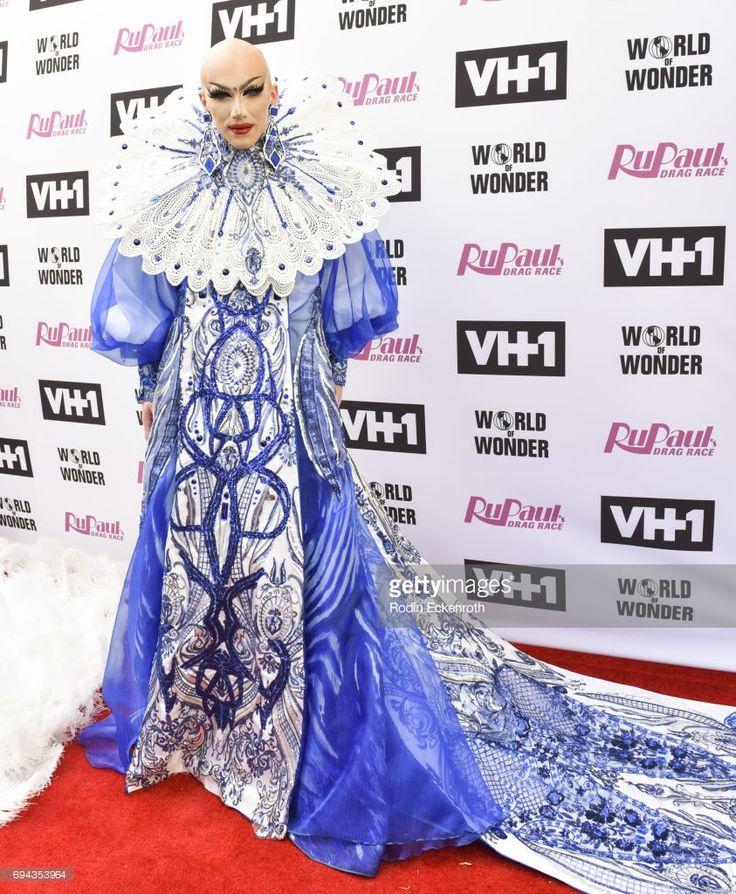 #SashaVelour #Portraits #Series #VH1 #WOW #RuPaul#DragRace #Season9 #Winner #Fashion #LGBT