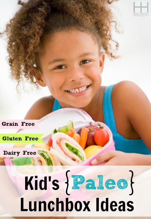 Kids Paleo Lunchbox Ideas