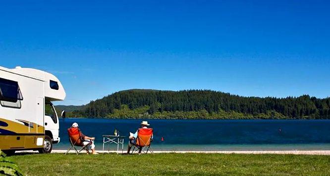 Dünyada kamp yapılacak en güzel yerler - Yeni Zelanda