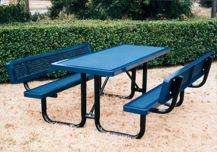 17 Best Images About Commercial Picnic Table On Pinterest