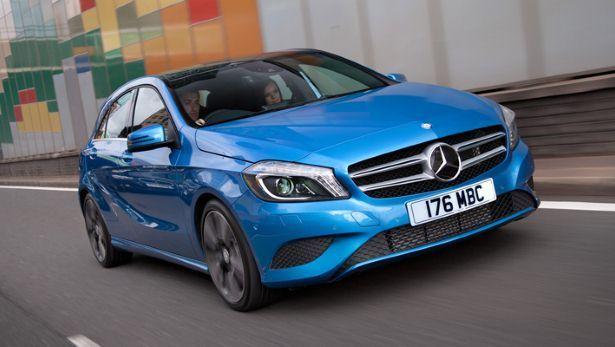 Driven: Mercedes A-Class A180 - BBC Top Gear