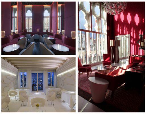 Centurion Palace Hotel: design a cinque stelle nel cuore di Venezia  #design #interiors #interior #architecture #france #restaurant #lobby #designed #culture #cultured #deco #decoration #restyled #hotel #luxuryhotel #hotelcenturionpalace #venice